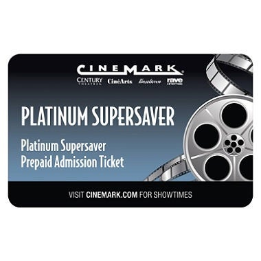 mojobac xs 6 movie tickets � cinemark theaters adult