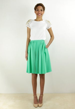 Image of SKATER SKIRT