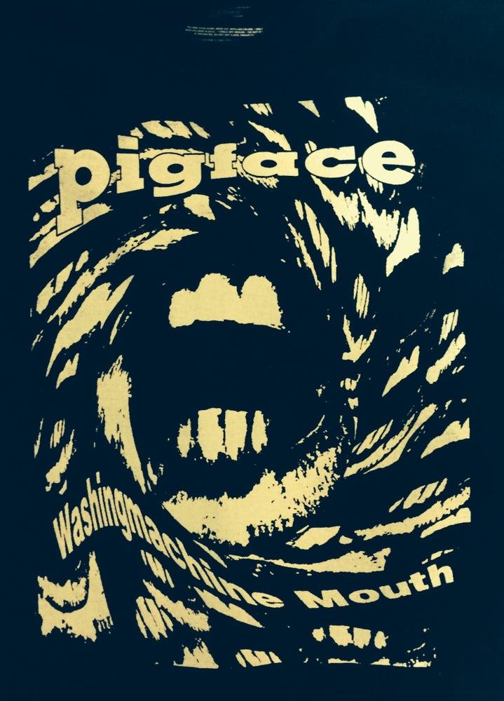 Image of Pigface- Washing Machine Mouth shirt