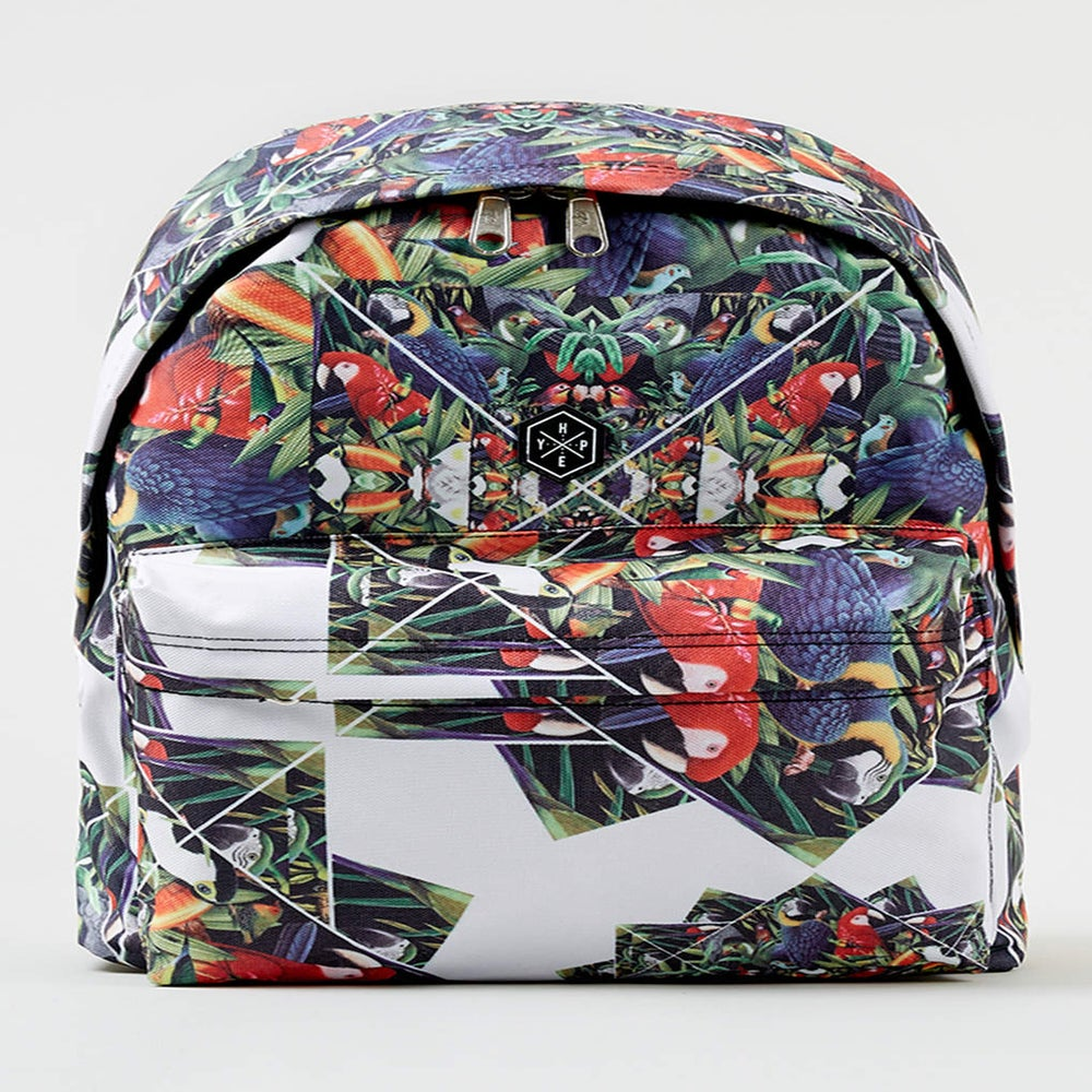 Image of HYPE.PRISM PARROT BACKPACK