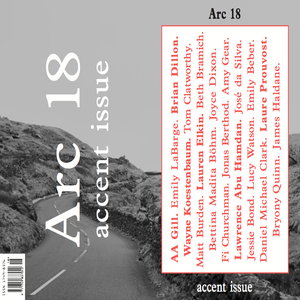 Image of Arc #18 ~ Accent