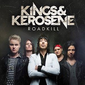 Image of Kings & Kerosene - Roadkill EP (Physical CD Release)