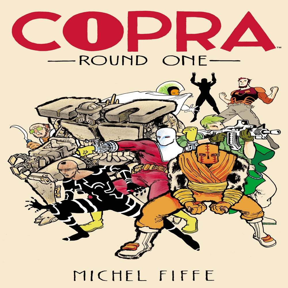Image of COPRA ROUND ONE