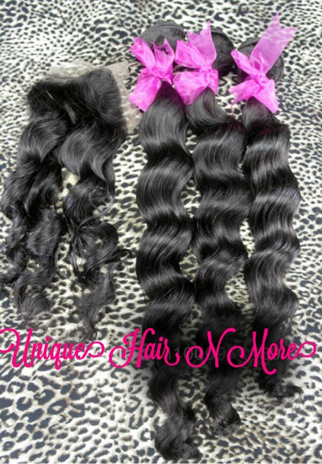 Image of 8A Bundle Specials with Versatile Lace Closure