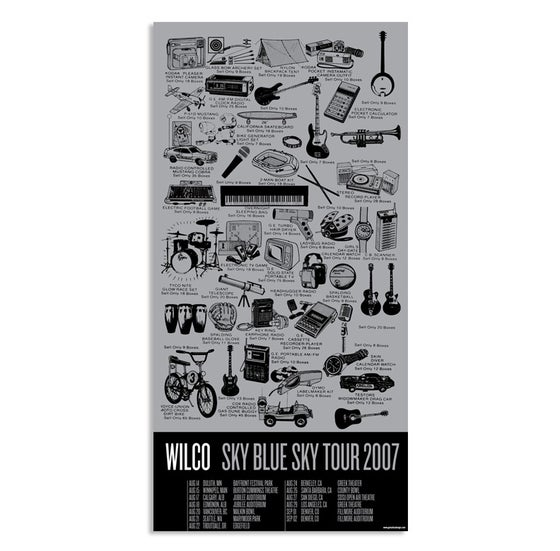 "Image of WILCO Sky Blue Sky ""Catalog Prizes"""