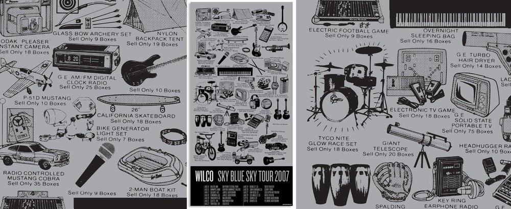 """Image of WILCO Sky Blue Sky """"Catalog Prizes"""""""