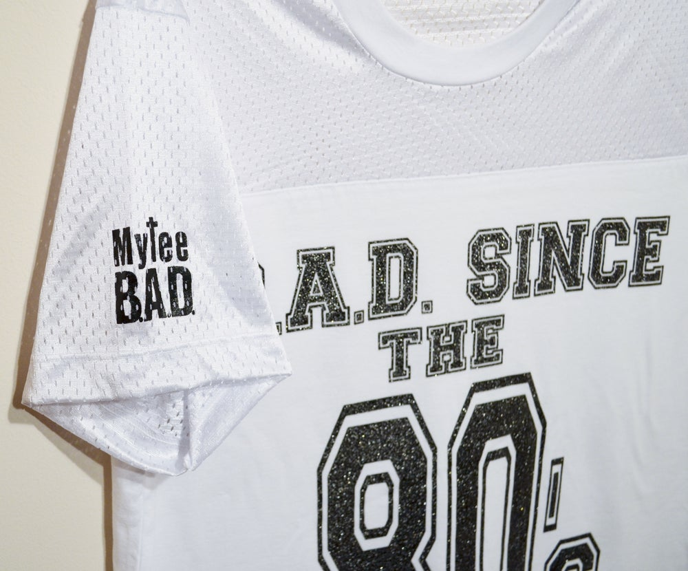 Image of 90s B.A.D. Girl Jersey Tee