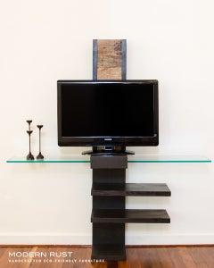 Image of Morgan vertical media console