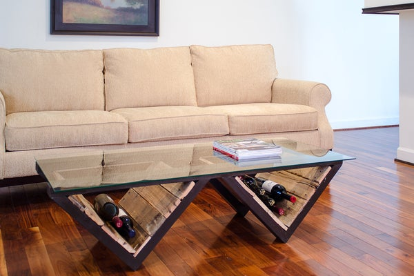 Image of M street coffee table (Reduced from $479)