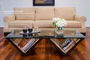 Image of M street coffee table