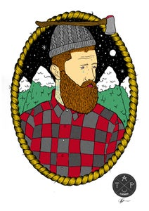Image of 'Lumberjack' - Colour
