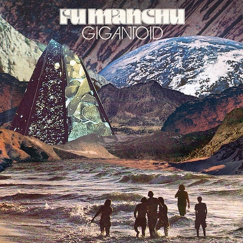 "Image of FU MANCHU ""Gigantoid"" CD"