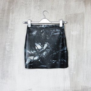 Image of Coarsely Skirt