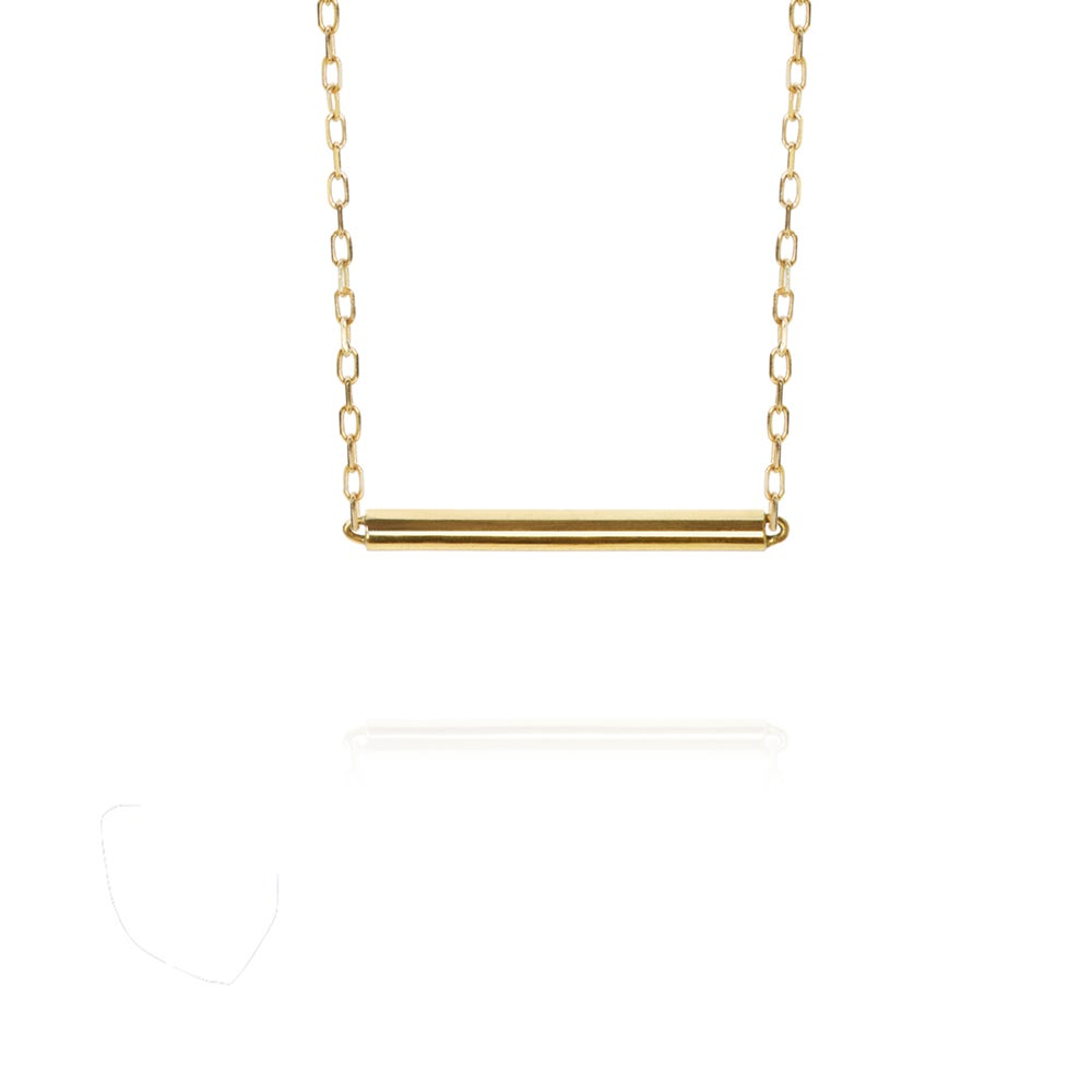 Image of Necklace in gold