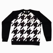 Image of F2D DOGTOOTH SWEATER