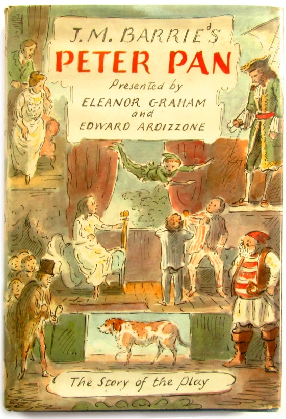 Image of Peter Pan: Brockhamton First Edition 1962