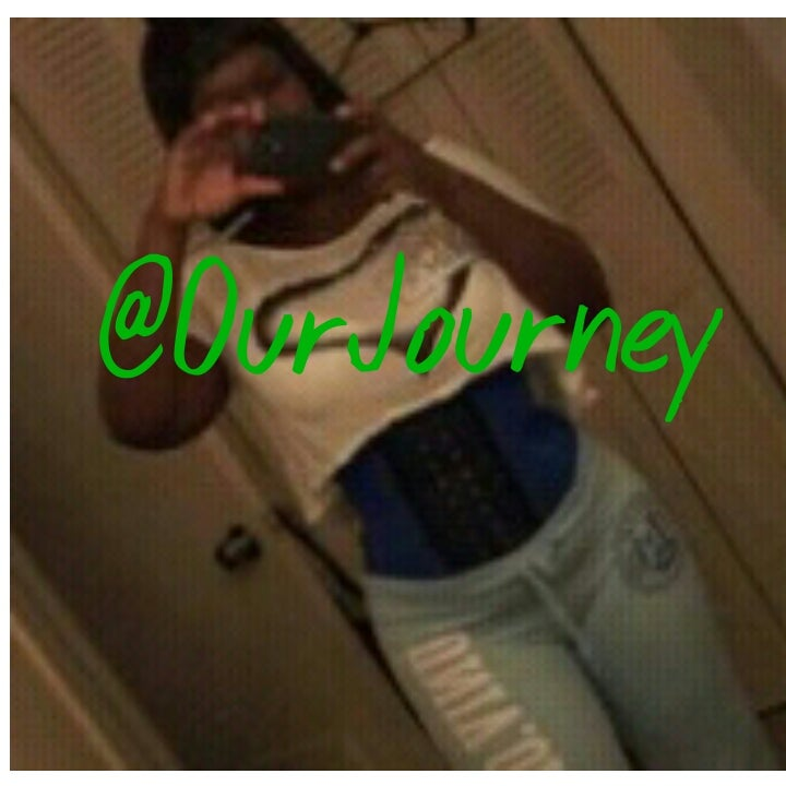 "Image of Before/After: (Waist Training and Herbalife) ""Nessa"""