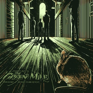 "Image of ""Dead Man Walking"" - Inspired by The Green Mile"