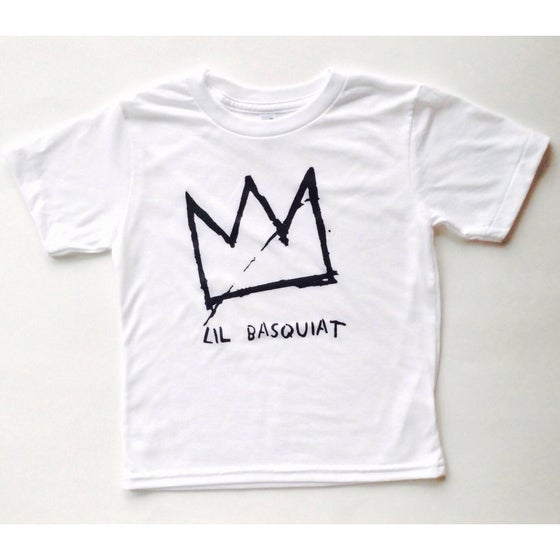Image of Lil Basquiat Tee