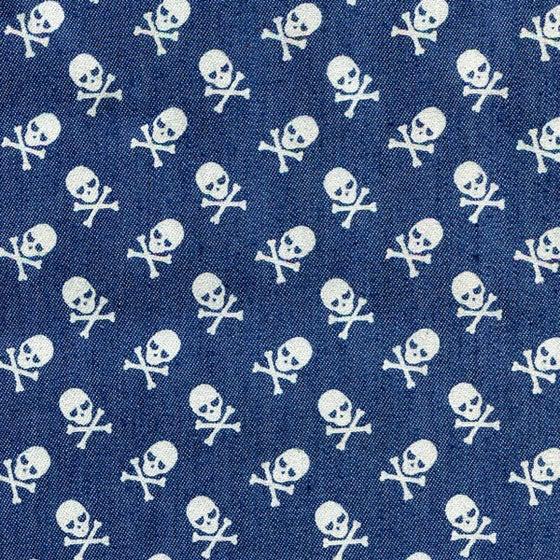 Image of Tshirt Cranes Denim
