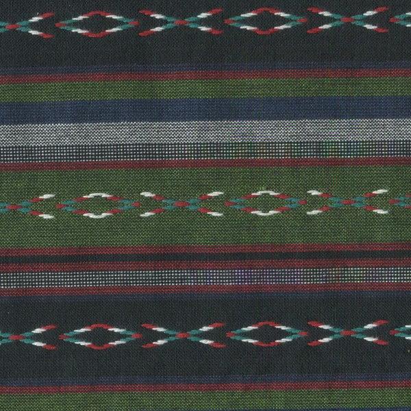 Image of Tshirt Aztec Noir