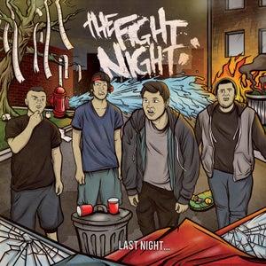 Image of Last Night...EP