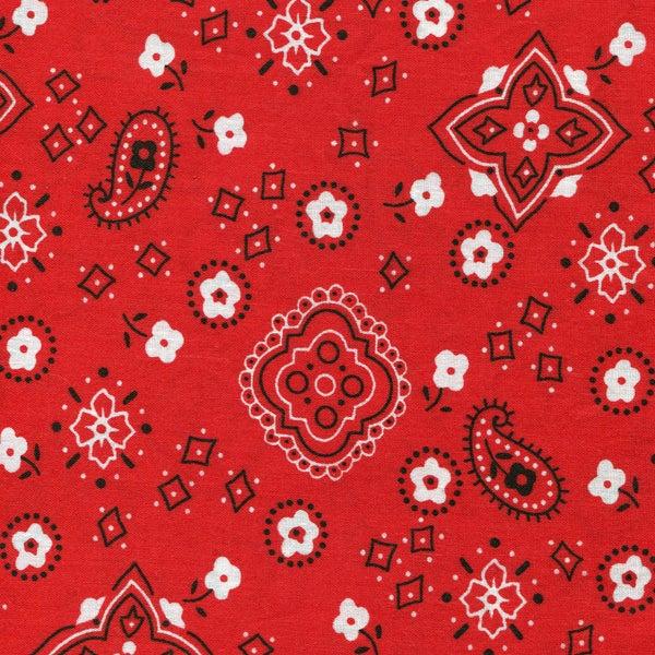 Image of Tshirt Bandana Rouge