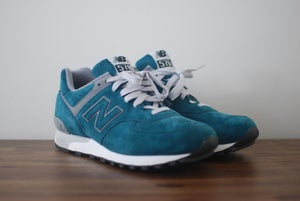 Image of New Balance 576 Teal