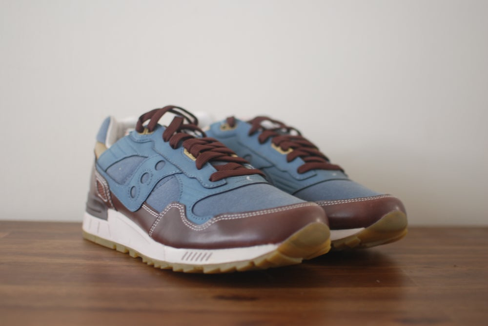 Image of Saucony Shadow 5000 D-lux Unreleased Sample