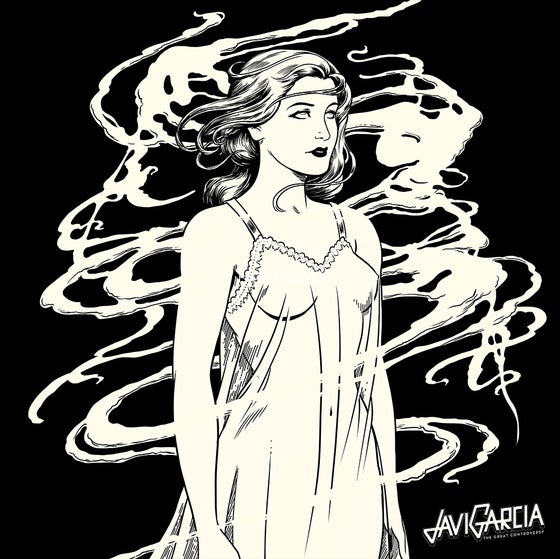 Image of Javi Garcia <br /> The Great Controversy<br /> Vinyl LP