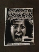 Image of Crimson Screens Fanzine #12- orders outside the US