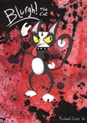 """Image of Blurgh! The Cat """"Original"""" Print - Limited to 100"""