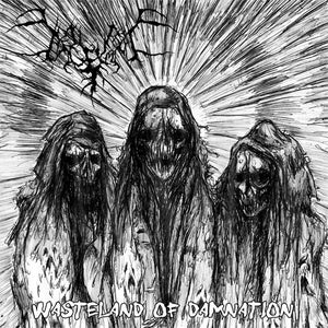 "Image of Begrime Exemious ""Wasteland of Damnation"" 7"" EP"