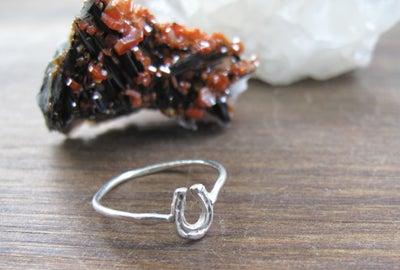Image of Horseshoe Ring