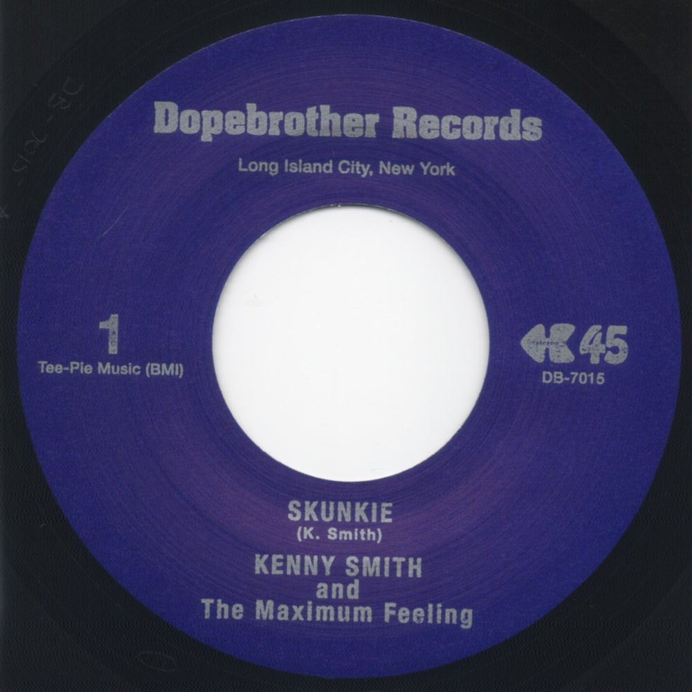 "Image of Skunkie / Everybody Knows I Love You - 7"" Vinyl"