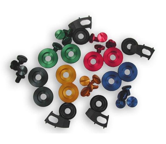Image of Arai Anodised Screw Kits