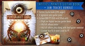Image of ENTITIES | PRINTED GUITAR BOOK + JAM TRACKS