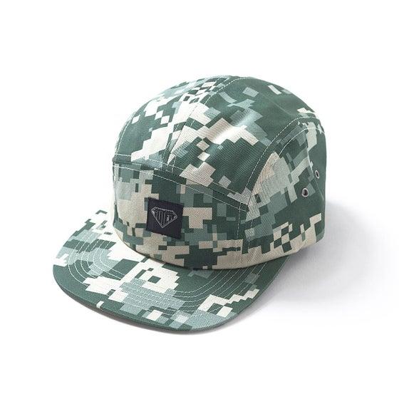 Image of DIGI CAMO 5 PANEL HAT