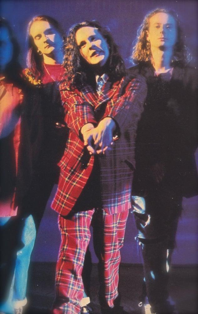 Image of Tartan Suit