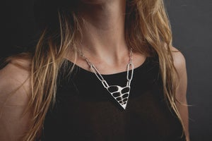Image of Vertebrado necklace