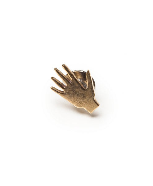 Image of hand pin