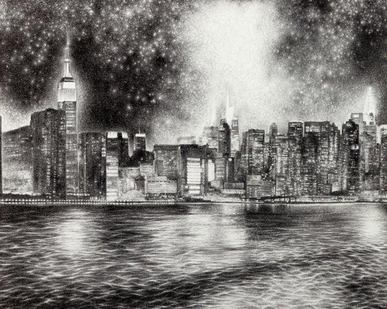 Image of New York City Sky