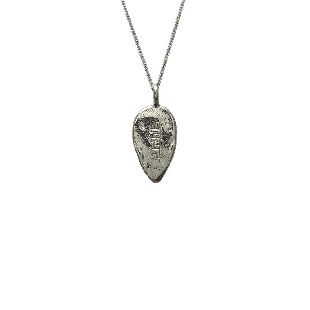 Image of Lotus Petal Necklace Namaste : Adoration to you