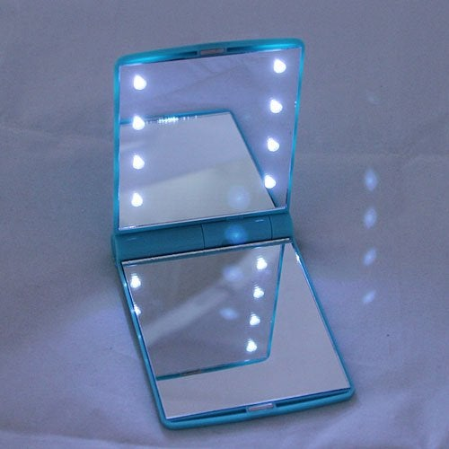 Image of Glam Mirror (Tiffany Blue Teal)