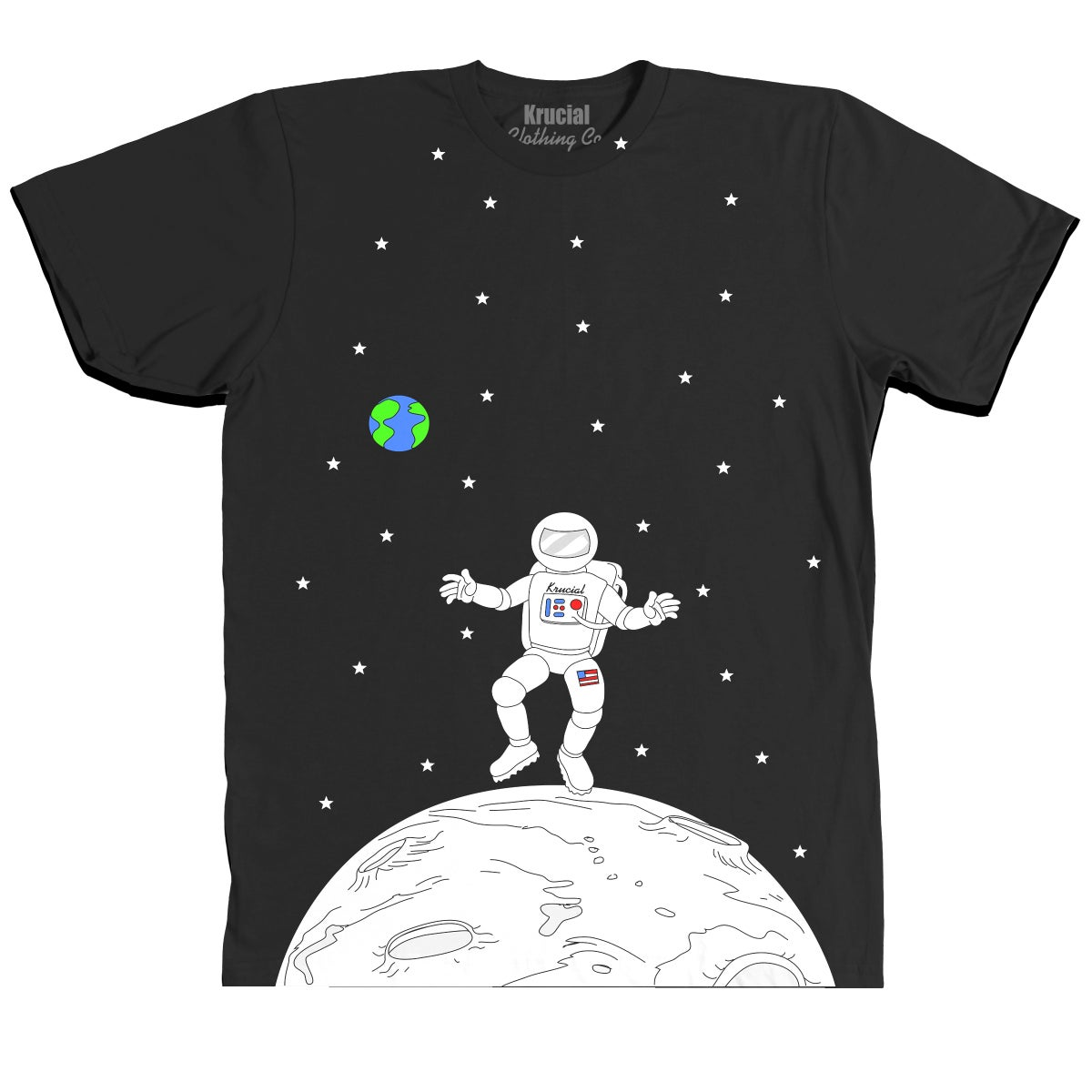 Image of Moon Man Tee