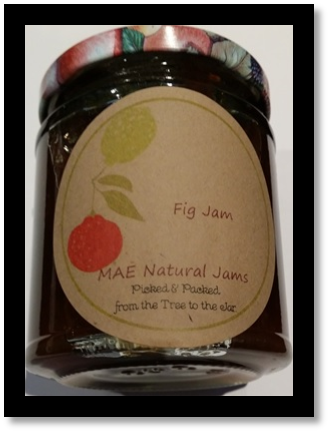 Image of Farm Fresh Fig Jam Conserve