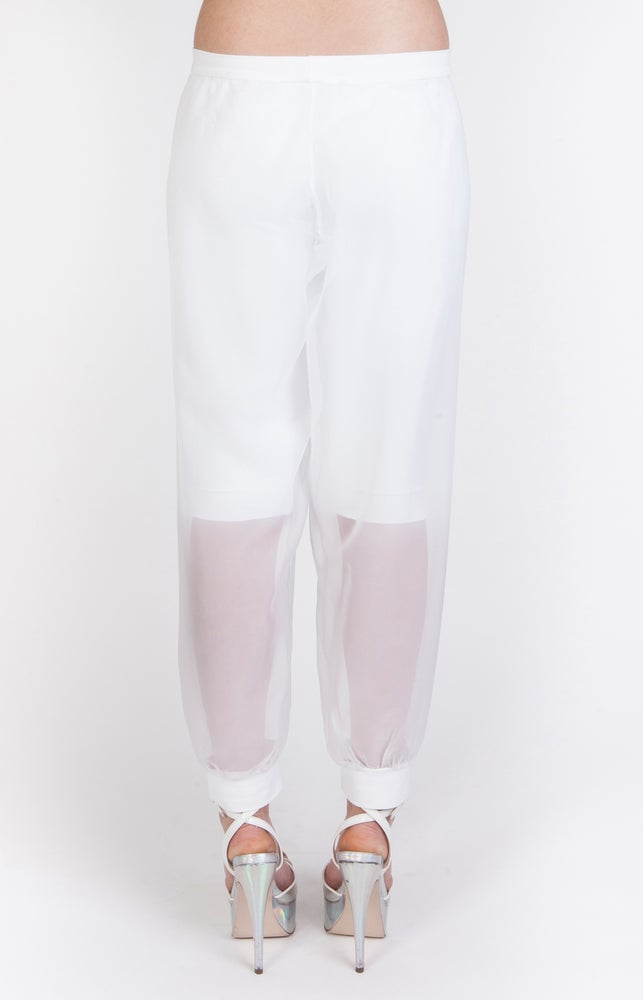 Image of SS Chiffon Sweat Pants