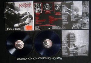 """Image of SOBIBOR """"Furia y Metal"""" LP"""