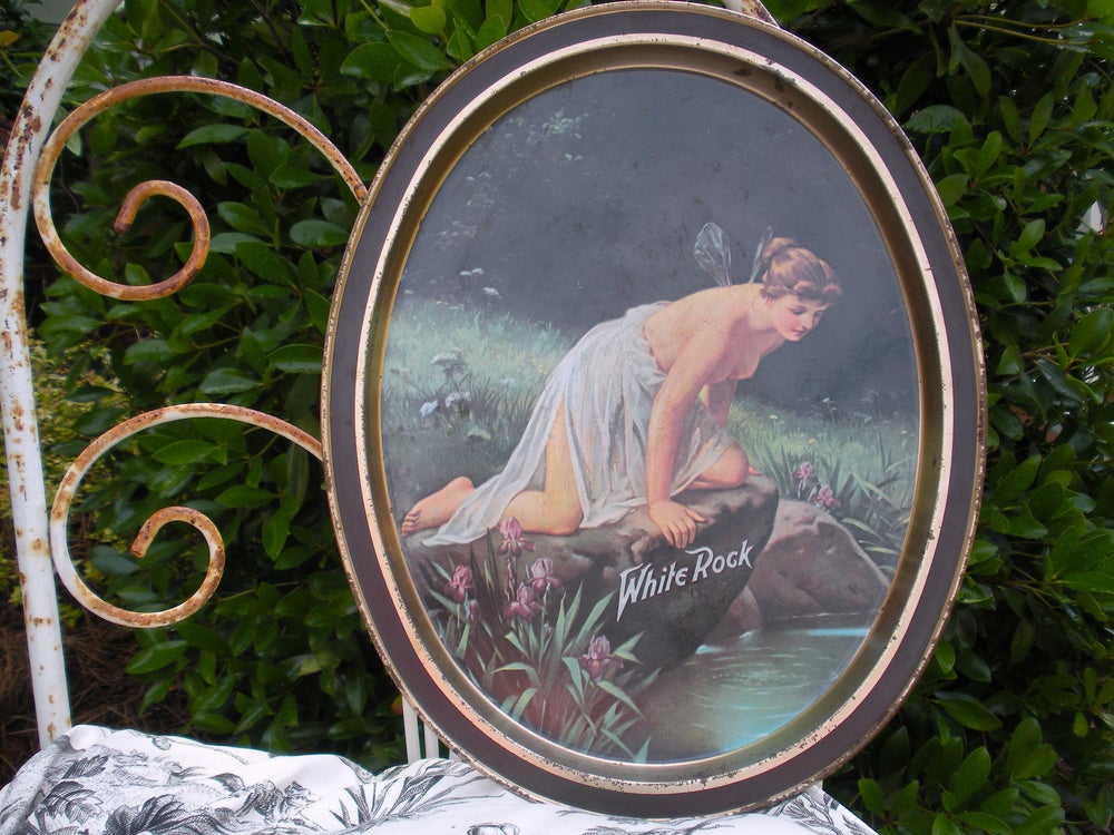 Image of Antique Tray
