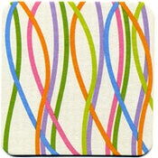 Image of Coasters in Ciao Lulu • 16 pack